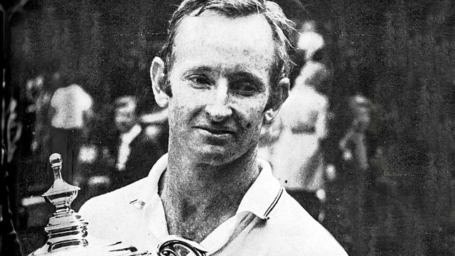 50 Moments That Mattered: Laver wins second Grand Slam, spikes and all