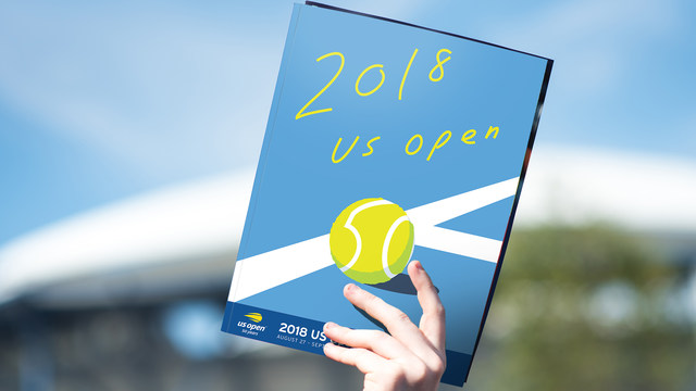 2018 US Open theme art captures 50 years of greatness
