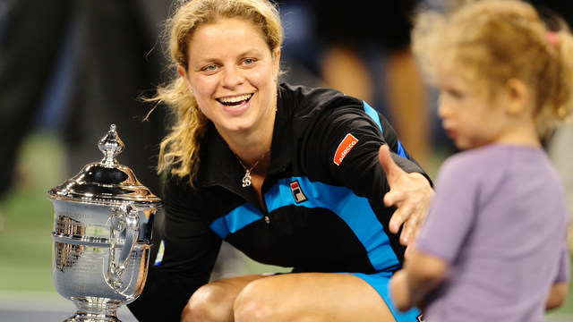 50 for 50: Kim Clijsters, 2005, 2009 and 2010 women