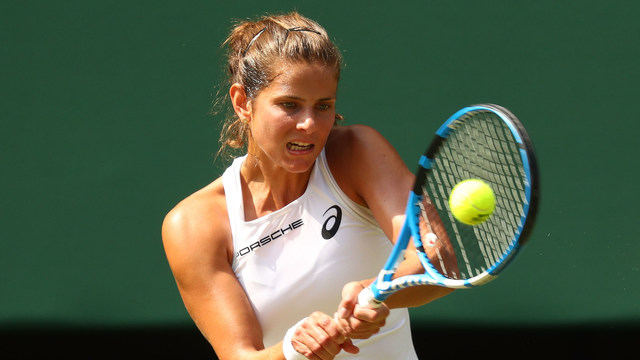 US Open Interview: Julia Goerges