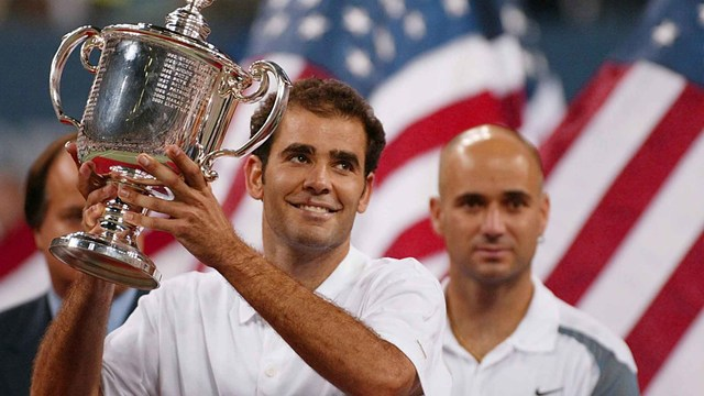 50 Moments That Mattered: Sampras closes career in storybook fashion