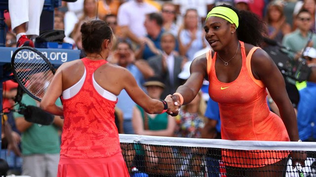 50 Moments That Mattered: Vinci beats Serena in one of tennis