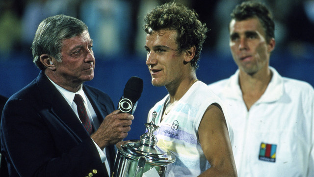 50 for 50: Mats Wilander, 1988 men